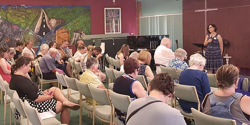 Photo of Sunday Service